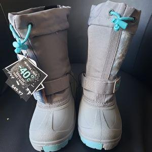 Ice Fields Boys Light Winter  Boots